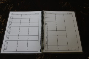 36 weeks of weekly lesson planning. 2-page layout with plenty of room to jot down notes